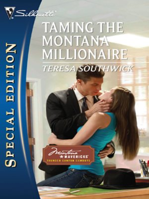 cover image of Taming the Montana Millionaire