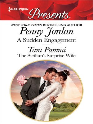cover image of A Sudden Engagement & the Sicilian's Surprise Wife