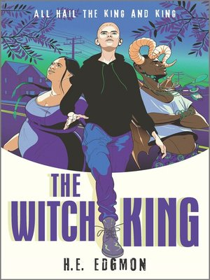 cover image of The Witch King