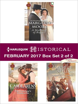 cover image of Harlequin Historical February 2017, Box Set 2 of 2