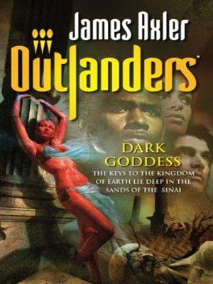 cover image of Dark Goddess
