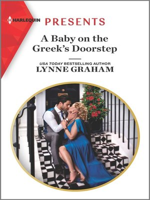 cover image of A Baby on the Greek's Doorstep