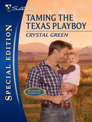cover image of Taming the Texas Playboy