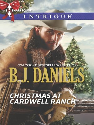 cover image of Christmas at Cardwell Ranch