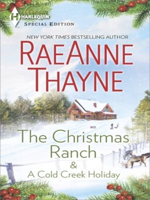cover image of The Christmas Ranch & A Cold Creek Holiday