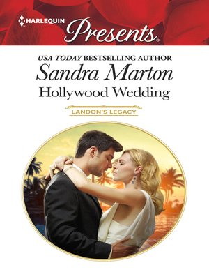 cover image of Hollywood Wedding--A Billionaire Boss Romance