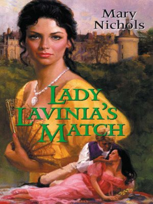 cover image of Lady Lavinia's Match