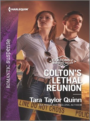 cover image of Colton's Lethal Reunion