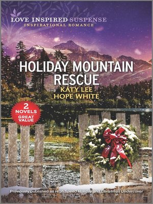 cover image of Holiday Mountain Rescue