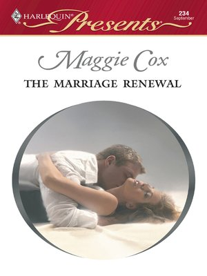 cover image of The Marriage Renewal