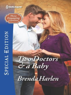 cover image of Two Doctors & a Baby