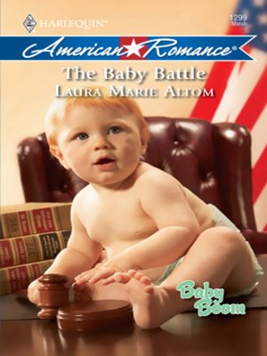 cover image of The Baby Battle