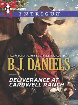 cover image of Deliverance at Cardwell Ranch