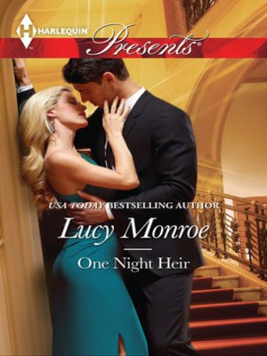 cover image of One Night Heir