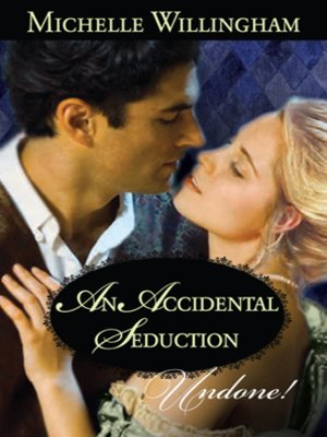 cover image of An Accidental Seduction