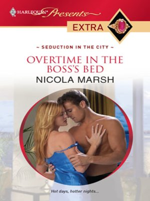 cover image of Overtime in the Boss's Bed
