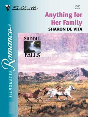 cover image of Anything for Her Family