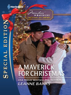 cover image of A Maverick for Christmas