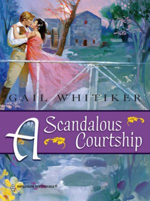 cover image of A Scandalous Courtship