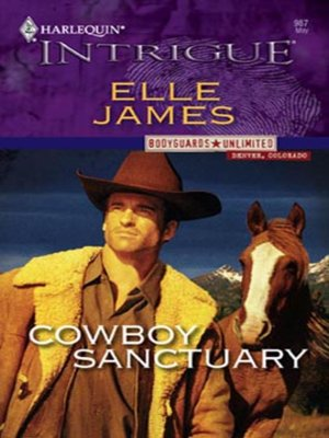 cover image of Cowboy Sanctuary