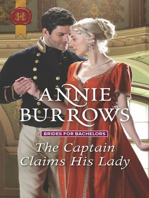 cover image of The Captain Claims His Lady