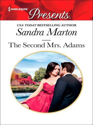 cover image of The Second Mrs. Adams