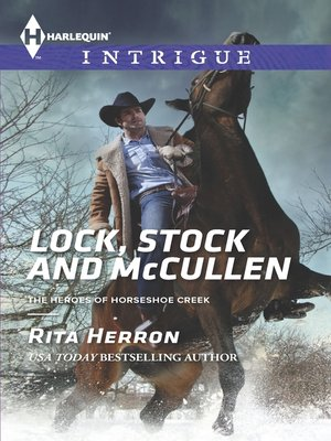 cover image of Lock, Stock and McCullen