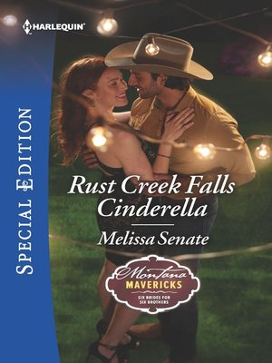 cover image of Rust Creek Falls Cinderella