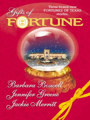 cover image of Gifts of Fortune