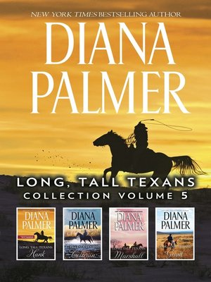 cover image of Long, Tall Texans Collection Volume 5--Long, Tall Texans