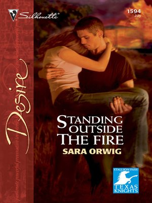 cover image of Standing Outside the Fire