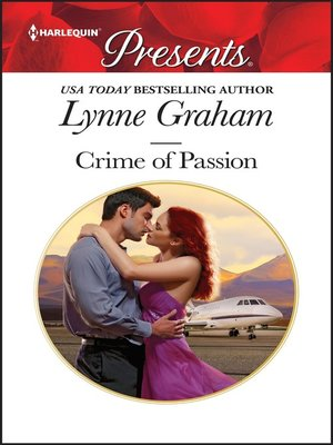 cover image of Crime of Passion