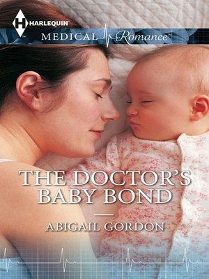 cover image of The Doctor's Baby Bond
