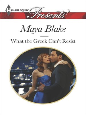 cover image of What the Greek Can't Resist