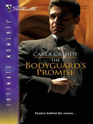 cover image of The Bodyguard's Promise
