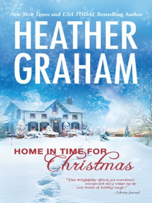 cover image of Home in Time for Christmas