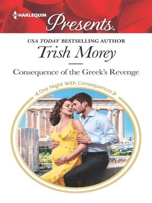 cover image of Consequence of the Greek's Revenge