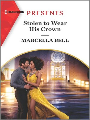 cover image of Stolen to Wear His Crown