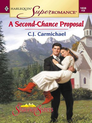 cover image of A Second-Chance Proposal