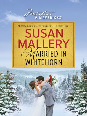 cover image of Married in Whitehorn