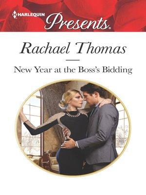 cover image of New Year at the Boss's Bidding