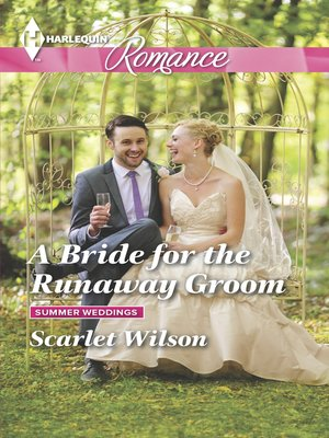 cover image of A Bride for the Runaway Groom
