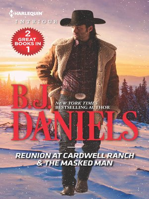 cover image of Reunion at Cardwell Ranch & the Masked Man--An Anthology