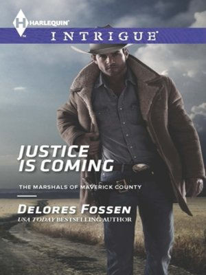 cover image of Justice is Coming