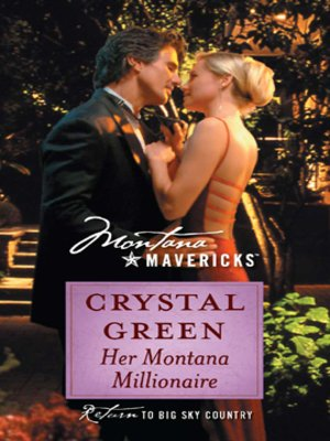 cover image of Her Montana Millionaire