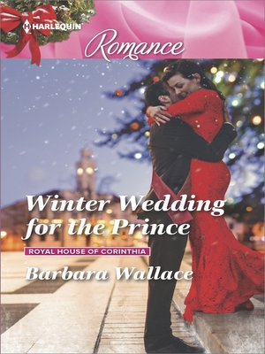 cover image of Winter Wedding for the Prince