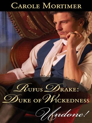 cover image of Rufus Drake: Duke of Wickedness