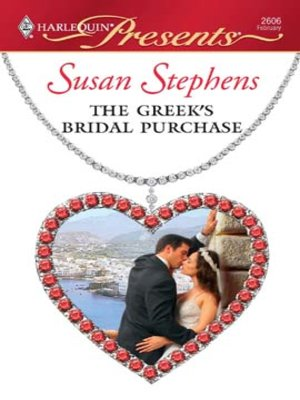 cover image of The Greek's Bridal Purchase