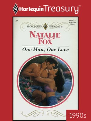 cover image of One Man, One Love