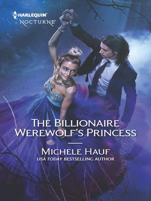 cover image of The Billionaire Werewolf's Princess